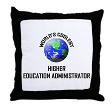 World's Coolest HIGHER EDUCATION ADMINISTRATOR Thr