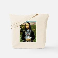 Mona /Catahoula Tote Bag