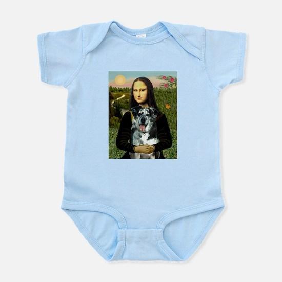 Mona /Catahoula Infant Bodysuit