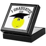 I Graduated 2005 Keepsake Box