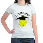 I Graduated 2005 Jr. Ringer T-Shirt