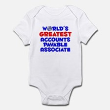 World's Greatest Accou.. (A) Infant Bodysuit