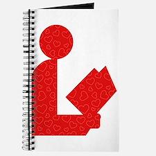 Library Love Logo Journal