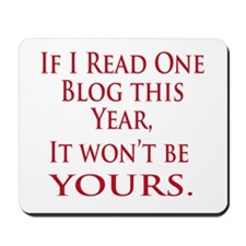 If I read one blog Mousepad
