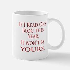 If I read one blog Mug