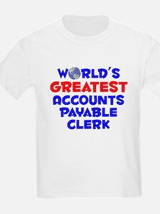 World's Greatest Accou.. (A) T-Shirt