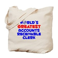 World's Greatest Accou.. (A) Tote Bag