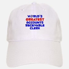 World's Greatest Accou.. (A) Baseball Baseball Cap