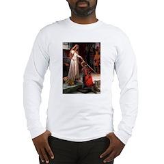 Princess & Doxie Pair Long Sleeve T-Shirt