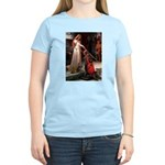 Princess & Doxie Pair Women's Light T-Shirt