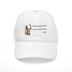 Socrates 1 Baseball Cap