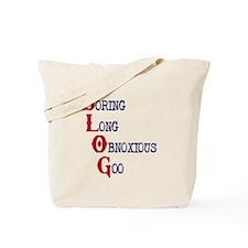 Blog Definition Tote Bag