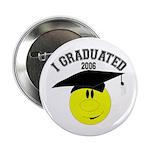 I Graduated Button