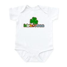 IrishCuban Infant Bodysuit