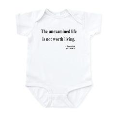 Socrates 1 Infant Bodysuit