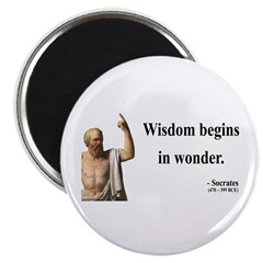 Socrates 2 Magnet