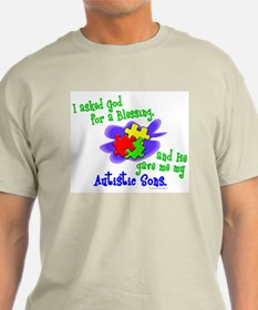 Blessing 2 (Autistic Sons) T-Shirt