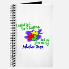 Blessing 2 (Autistic Sons) Journal