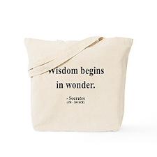Socrates 2 Tote Bag
