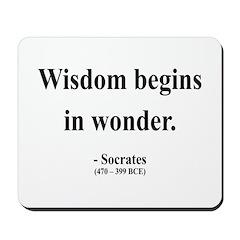 Socrates 2 Mousepad