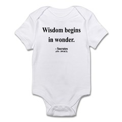 Socrates 2 Infant Bodysuit