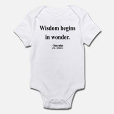 Socrates 2 Infant Bodysuit
