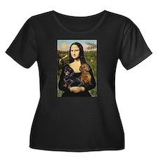 Mona Lisa's Dachshunds T