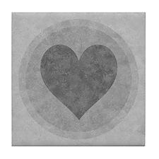 Shades of Grey Tile Coaster