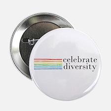"celebrate diversity 2.25"" Button (10 pack)"