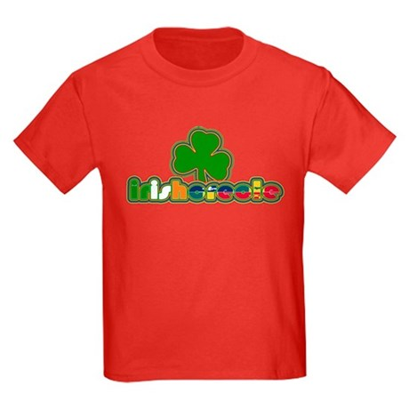 IrishCreole Kids Dark T-Shirt