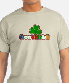 FrenchIrish Natural T-Shirt
