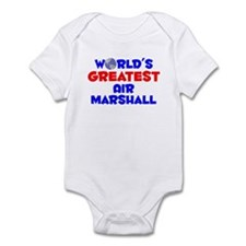 World's Greatest Air M.. (A) Infant Bodysuit