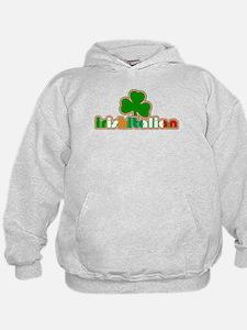 IrishItalian Hoodie
