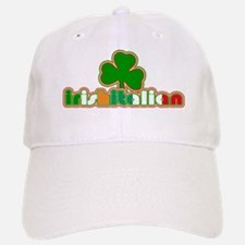 IrishItalian Baseball Baseball Cap