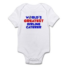 World's Greatest Airli.. (A) Infant Bodysuit