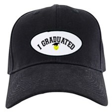 College Grad Baseball Hat