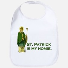 St Patrick is my homie Bib