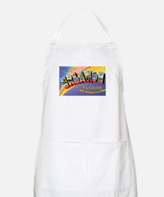 Orlando Florida Greetings BBQ Apron