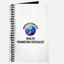 World's Coolest HEALTH PROMOTION SPECIALIST Journa
