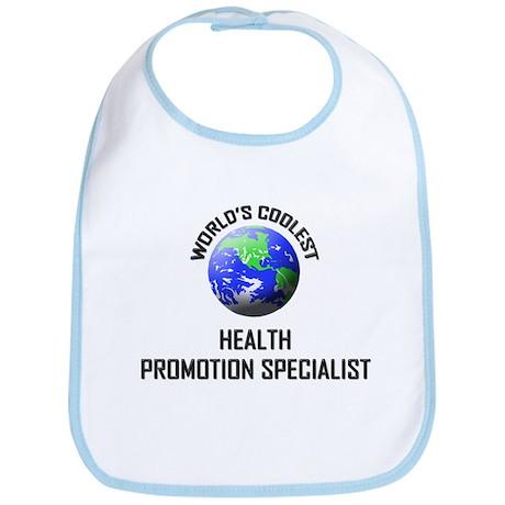World's Coolest HEALTH PROMOTION SPECIALIST Bib