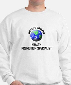 World's Coolest HEALTH PROMOTION SPECIALIST Sweats