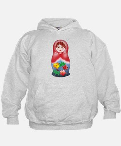 May Day Nesting Doll Hoodie