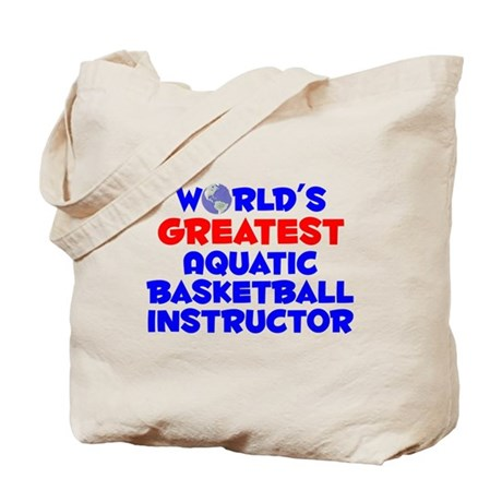 World's Greatest Aquat.. (A) Tote Bag