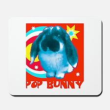 Pop Bunny Mousepad
