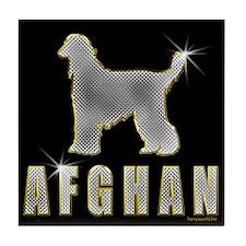 Bling Afghan Tile Coaster