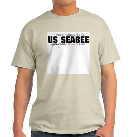 Red, white & blue Seabee Gran Light T-Shirt