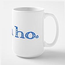 Yarn Ho Large Mug