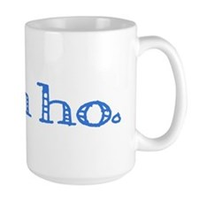 Yarn Ho Large Mug