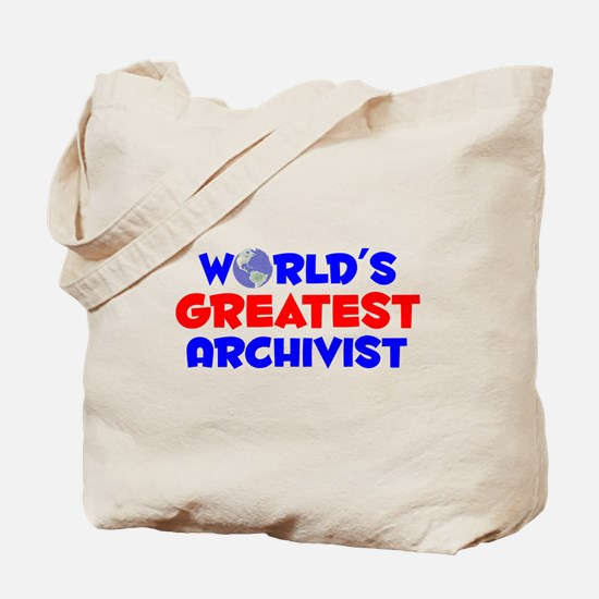 World's Greatest Archi.. (A) Tote Bag