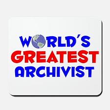 World's Greatest Archi.. (A) Mousepad